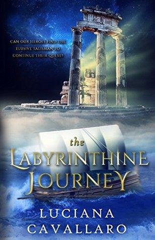 The Labyrinthine Journey (Servant of the Gods, #2)