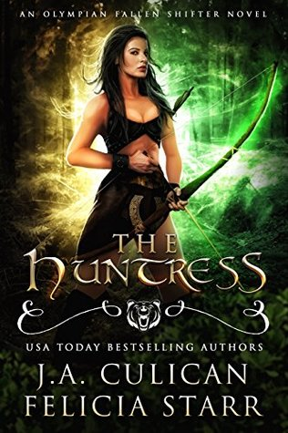The Huntress (An Olympian Fallen Shifter Novel)