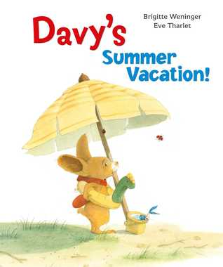 Davy's Summer Vacation by Brigitte Weninger