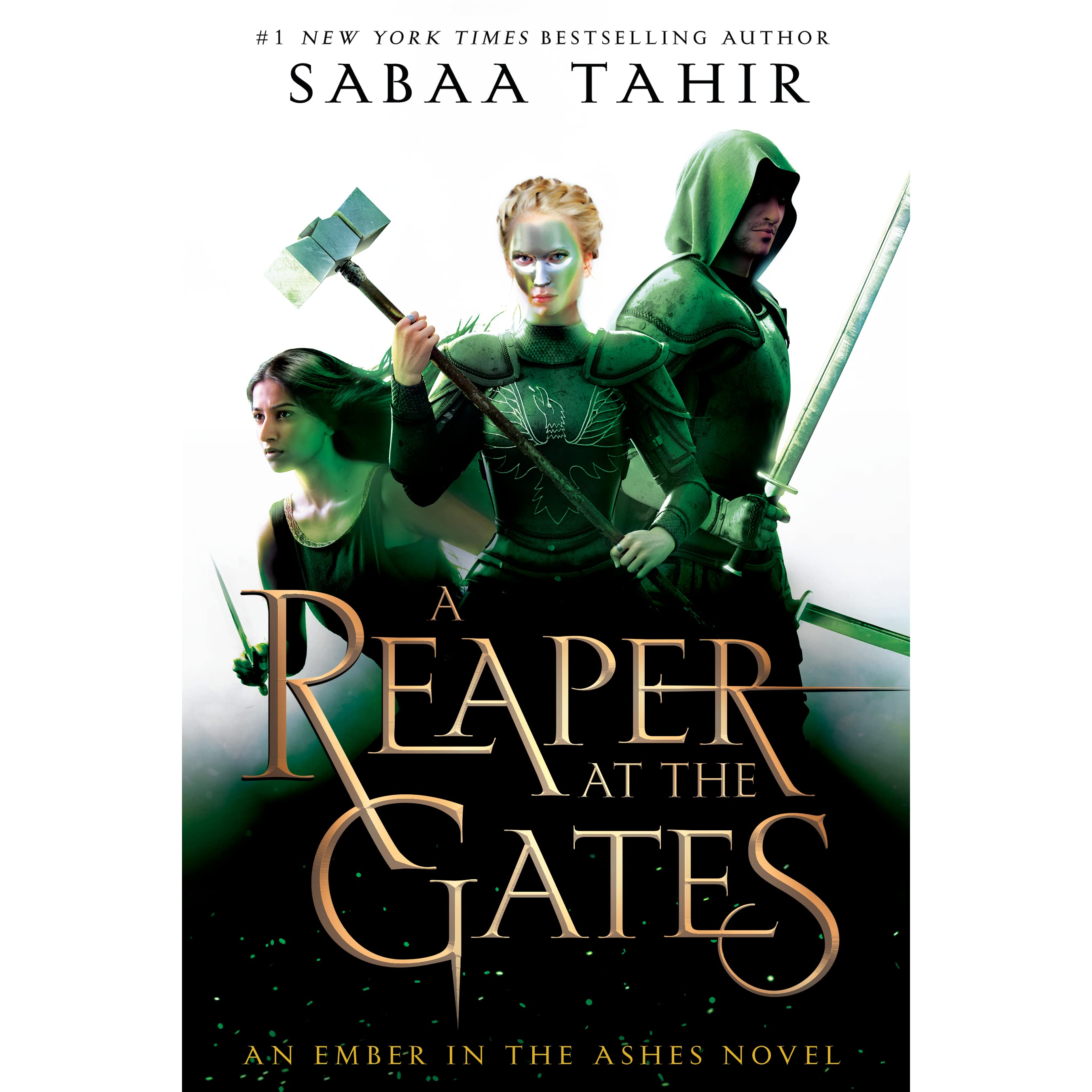 A Reaper at the Gates (An Ember in the Ashes, #3) by Sabaa Tahir