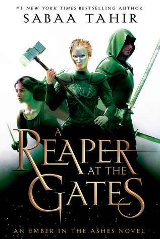 A Reaper at the Gates cover