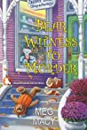 Bear Witness to Murder (Shamelessly Adorable Teddy Bear Mystery, #2) audiobook download free