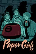 Paper Girls #17