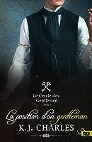 La position d'un gentleman (Le cercle des gentlemen #3)