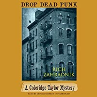 Drop Dead Punk (Coleridge Taylor Mystery #2)