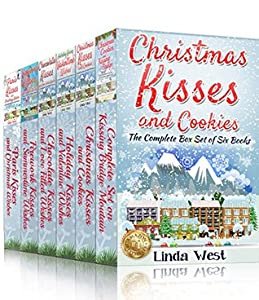 Christmas Kisses and Cookies Complete Set