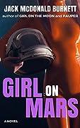 Girl on Mars