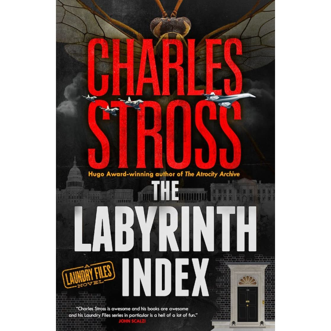 The Labyrinth Index (Laundry Files, #9) by Charles Stross