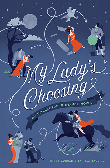 My Lady's Choosing - Kitty Curran