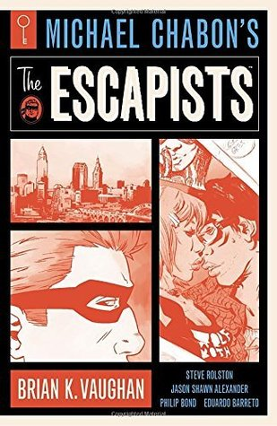 The Escapists by Brian K  Vaughan