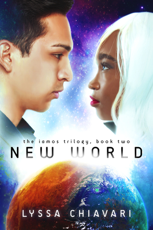 New World (Iamos Trilogy, #2)