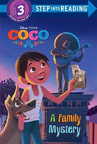 A Family Mystery (Disney/Pixar Coco) (Step into Reading)