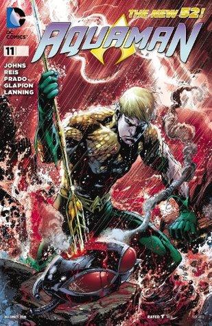 Aquaman (2011-) #11