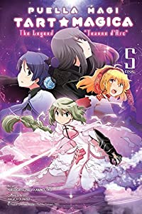 Puella Magi Tart Magica: The Legend of Jeanne d'Arc, Vol. 5
