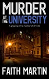 Murder at the University (DI Hillary Greene, #2)