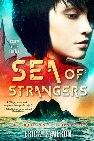 Sea of Strangers (The Ryogan Chronicles, #2)