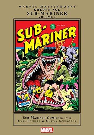 Sub-Mariner by Carl Pfeufer