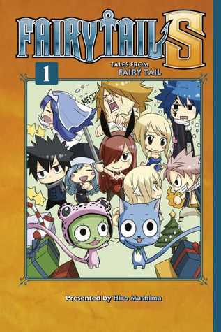 Fairy Tail S 9 Short Stories 1 By Hiro Mashima