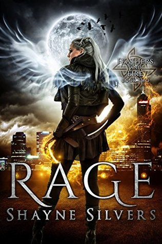 Rage (Feathers and Fire, #2)