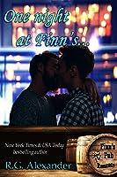 One Night at Finn's (A Finn's Pub Romance)
