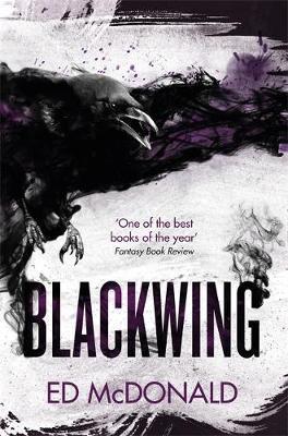 Blackwing (Raven's Mark #1)