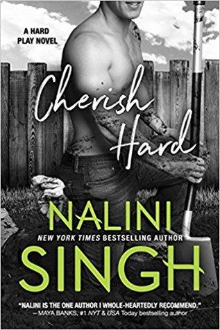 Cherish Hard (Hard Play, #1)
