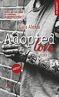 Adopted Love (Adopted Love, #2)