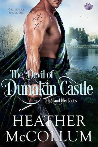 The Devil of Dunakin Castle (Highland Isles, #4)