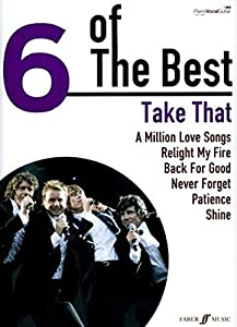 """""""Take That"""": (Piano, Vocal, Guitar) (Six of the Best)"""