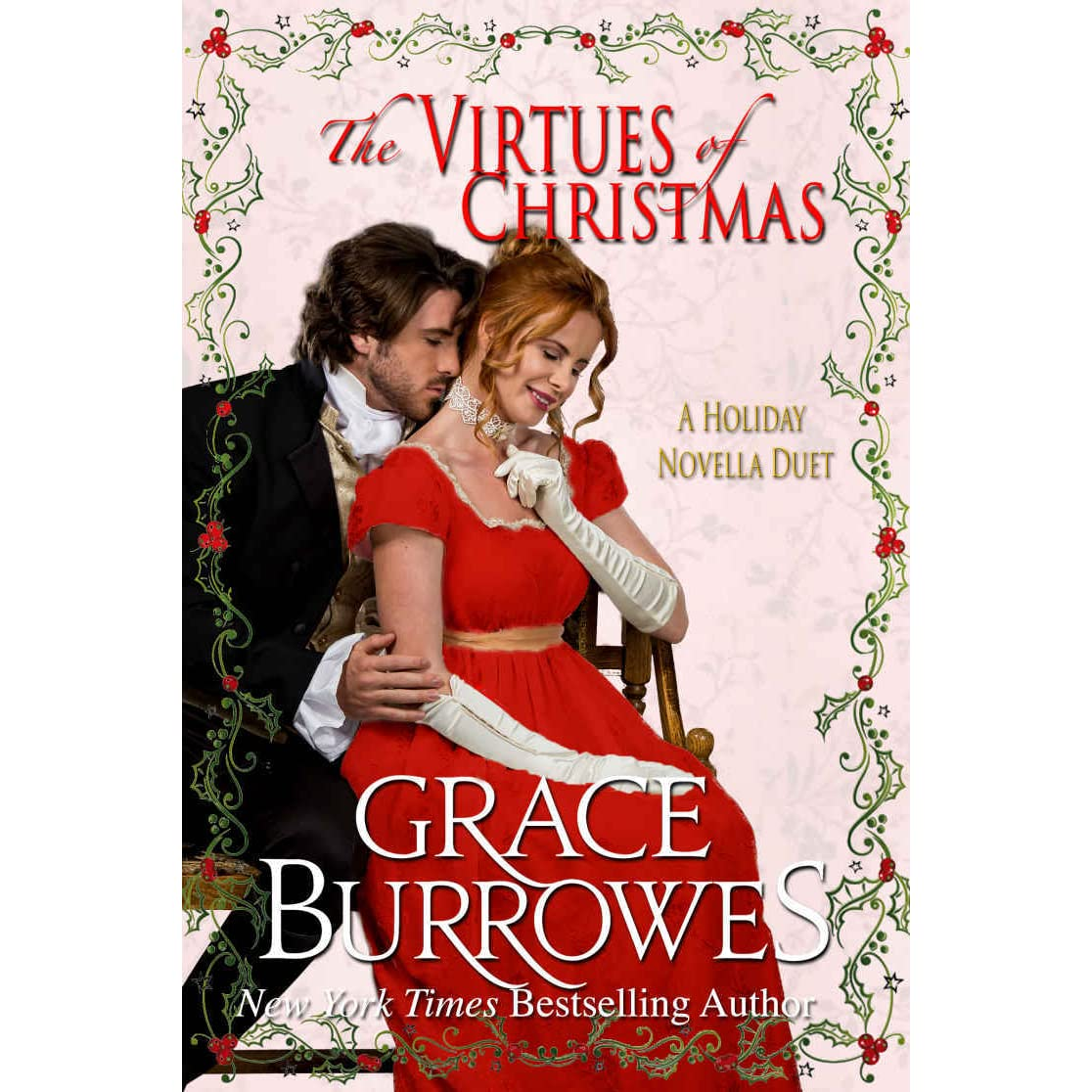 A Christmas For The Books.The Virtues Of Christmas By Grace Burrowes