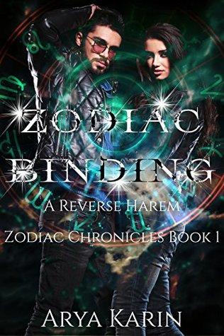 Zodiac Binding (The Zodiac Chronicles, #1)