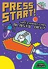 Super Rabbit Boy Blasts Off! (Press Start! #5)