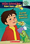 Carlos Gets the Sneezes: Exploring Allergies: A Branches Book (The Magic School Bus Rides Again, #3)