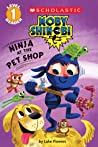 Ninja at the Pet Shop by Luke Flowers