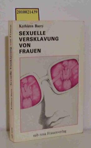 Sexuelle Versklavung von Frauen