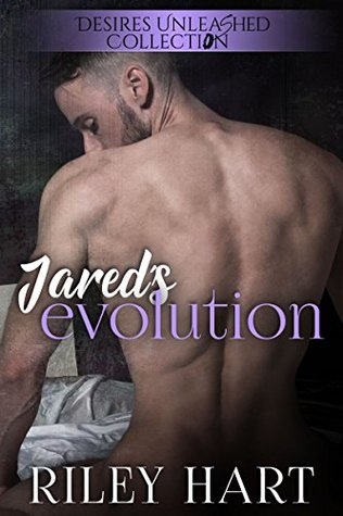 Jared's Evolution (Jared & Kieran, #1)