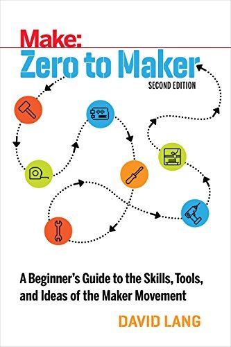 Zero to Maker A Beginner's Guide to the Skills, Tools, and Ideas of the Maker Movement