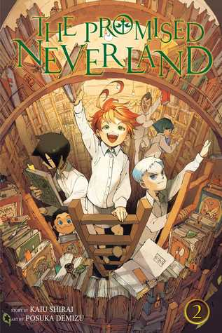 The Promised Neverland, Vol. 2 by Kaiu Shirai