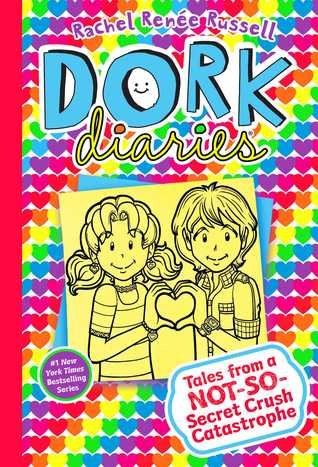 Dork diaries cover image from Goodreads