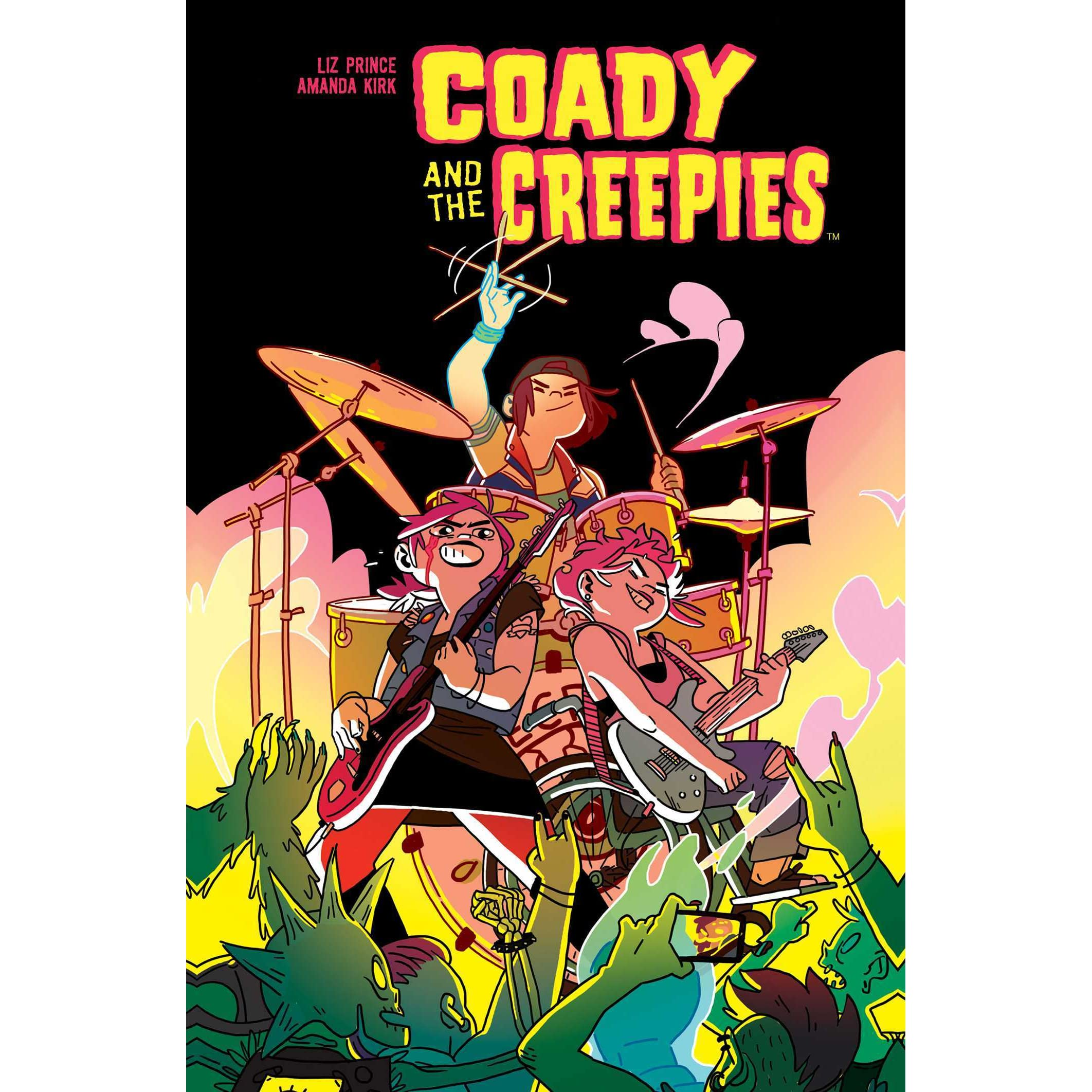 Coady and the Creepies #1 (of 4)