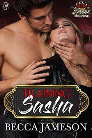 Training Sasha by Becca Jameson