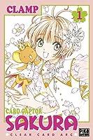 Card Captor Sakura - Clear Card Arc, tome 1 [Cardcaptor Sakura Clear Card hen 1]