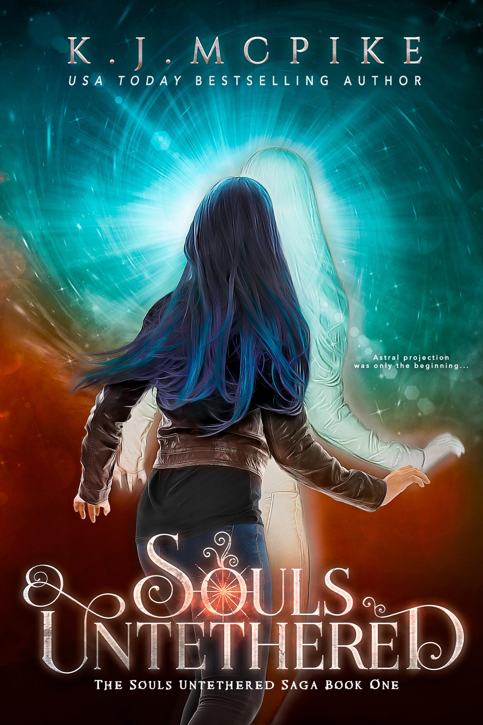 Souls Untethered (The Souls Untethered Saga 1) - K
