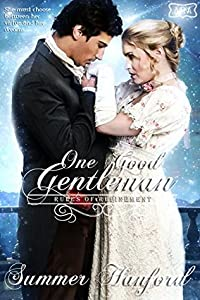 One Good Gentleman (The Marriage Maker #5; Rules of Refinement #1)