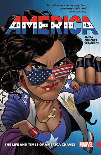 America, Vol. 1: The Life and Times of America Chavez