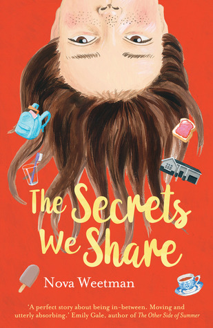 The Secrets We Share (The Secrets We Keep, #2)