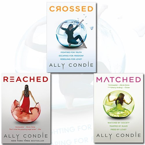 Ally Condie - (Matched Trilogy 2) - Crossed