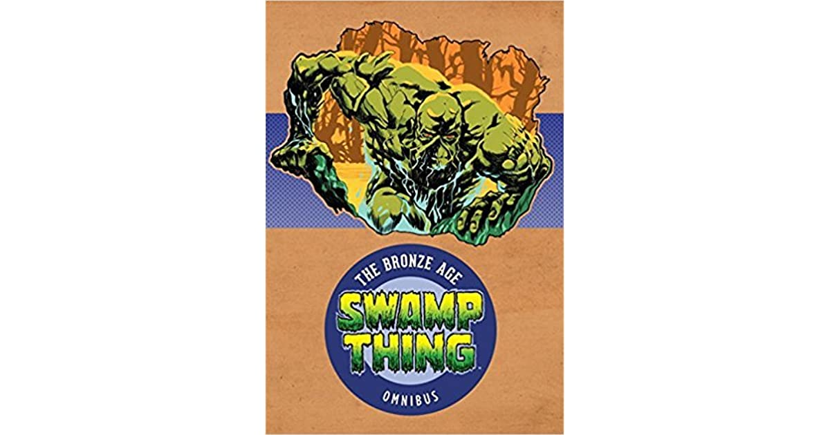 1972 #1-13 more SWAMP THING THE BRONZE AGE VOLUME 1 GRAPHIC NOVEL Collects