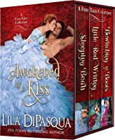 Awakened by a Kiss (Fiery Tales, #8)