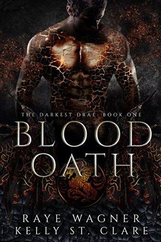 Blood Oath by Raye Wagner